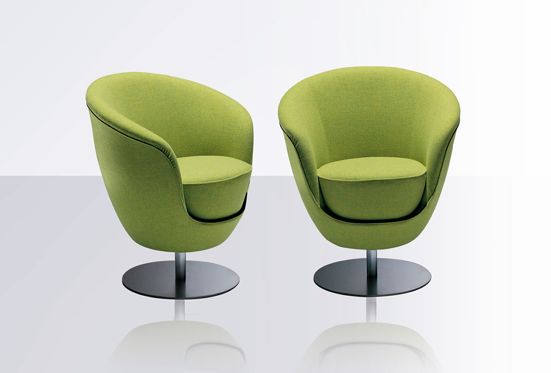 lounge chairs  products  vero design - tango lounge chairs