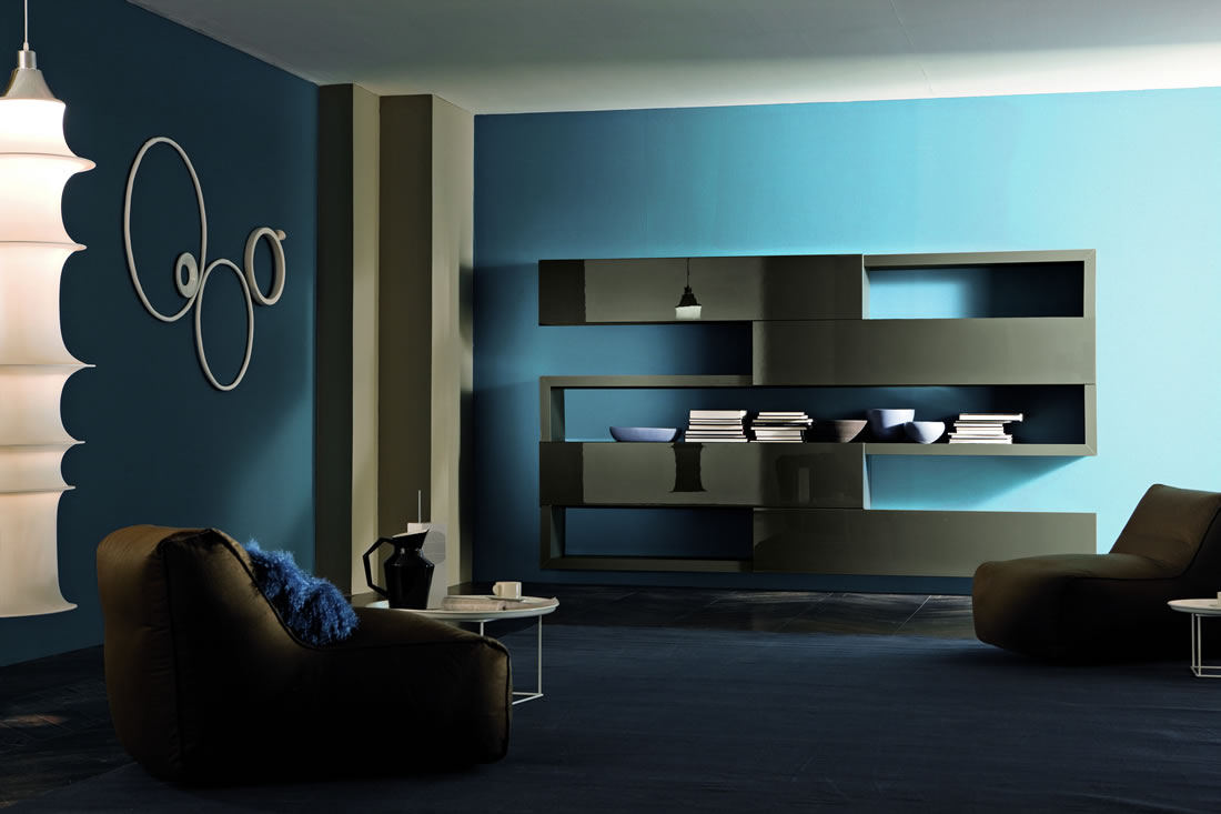 Incredible Mediante Wall Unit F 50 Wall Units Products Vero Design Largest Home Design Picture Inspirations Pitcheantrous
